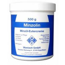 Minzolin-Eutercreme 500 ml