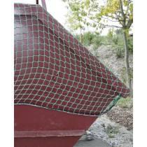 Ladungssicherungsnetz 3,5 m x 2,0 m, 30 mm Maschen, 1,8 mm Stärke 0