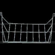 Kaninchenheuraufen 25 cm aus extra starkem Draht, 25 cm breit