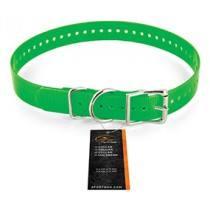 Halsband 2,5cm grün - SAC30-13317