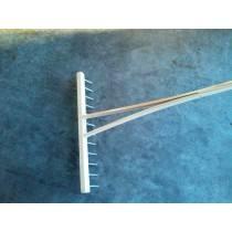 Stiel für Holzharke 180 cm