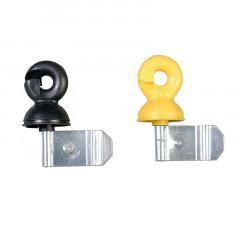 Ring-Zusatzisolator, für Oval u.Rundstahlstab, Abpackung 50 Stück