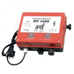 Weidezaun-Netzgerät EIDER NE 2000 für kurze Zaunanlagen und leichten Bewuchs