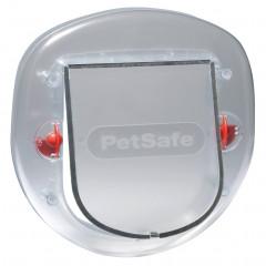 Staywell® Klappe für grosse Katze oder kleiner Hund 280SGIFD weiß