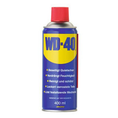 WD 40 Multifunktionsspray, 400 ml