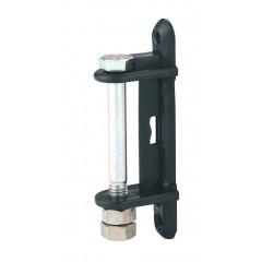 Eckisolator für Breitbänder 40 - 60 mm - 10 Stück / Pack