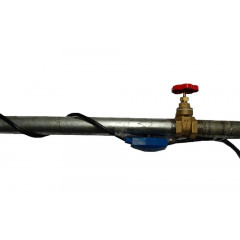 Frostschutz Heizleitung 14 m mit Thermostat 224 Watt