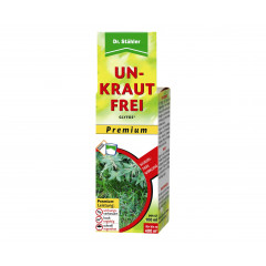 Glyfos Premium Unkraut-Frei, 100 ml, 450 g/l Glyphosat von Dr. Stähler