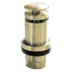 Tränkebecken Ersatzventil für Kunststofftränke/ Ersatzventil Messing