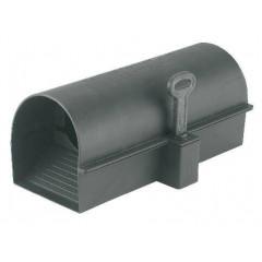 Köderstation BlocBox Kunststoff, 23,0x10,5x10,0 cm, Alpha