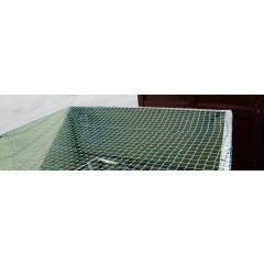 Ladungssicherungsnetz 2,5 m x 2,0 m, 30 mm Maschen, 1,8 mm Stärke 0