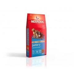 Meradog High Premium Aufzucht Junior 2 für große Hunde - 12,5 kg