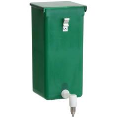 Nippeltränke 1 Liter mit Licht und Vitaminschutz - grün