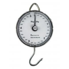 Zeigerwaage 5 kg, Unterteilung 20 Gramm
