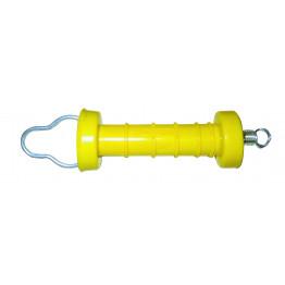 Weidezaun Torgriff Standard in gelb geschlossen
