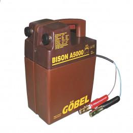 Bison A 5000, 12 Volt Batteriegerät, ohne Batterie, mit Tiefentladeschutz