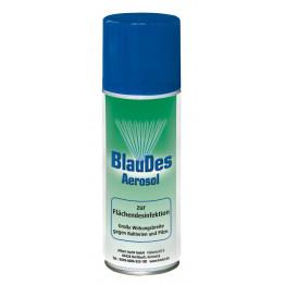 BlauDes * Blauspray in der 200 ml Sprühdose, ist ein altbewährtes Mittel zur sichtbaren (Blaufärbung) Flächendesinfektion und wirkt hervorragend gegen Bakterienbildung, Viren und Pilze.