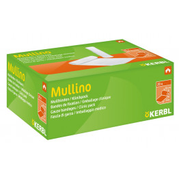 Mullbinde Mullino 10 cm, 4 m Klinikpackung 20 Stück