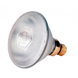 Infrarotsparbirne Philips 175 Watt, weiß - Infrarotbirne Weißlicht PAR 38