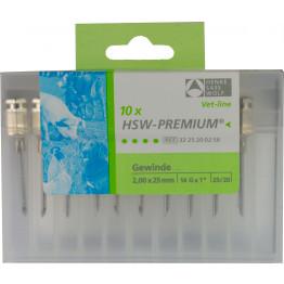 Spritzen Kanülen Premium 2,0 x 25 mm Vorderseite