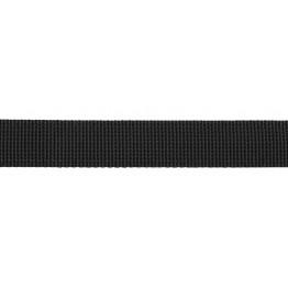 Nylonhalfter Classic, Größen von 00 bis 5, Fohlen - Kaltblut schwarz