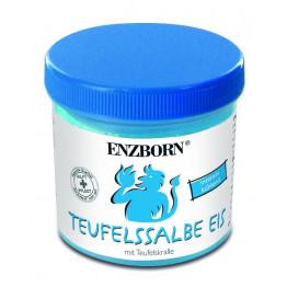 ENZBORN® Teufelssalbe eis - 200 ml mit Teufelskralle und Minzöl