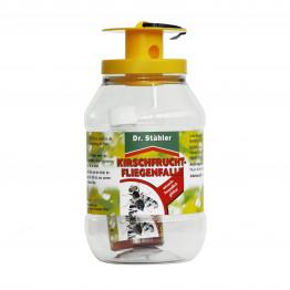 Kirschfruchtfliegenfalle von Dr. Stähler - komplett inklusive Fruchtfliegenköder