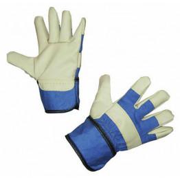 Kinderhandschuhe Junior, 4-6,blau, extra klein 0