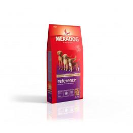 Meradog Reference 12.5 kg - Hundefutter für ausgwachsene Hunde - Trockenfutter