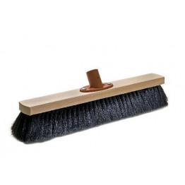 Saalbesen 40 cm, Haar-Mischung, mit Quick-fest-Halter