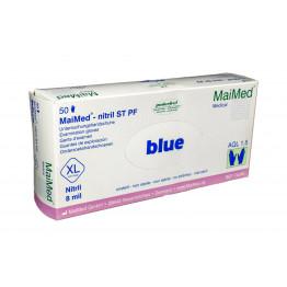 MaiMed-Nitril ST PF Untersuchungshandschuhe XL blau