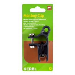 Clip für Mistboy aus Kunststoff - Halterung für den Mistboy