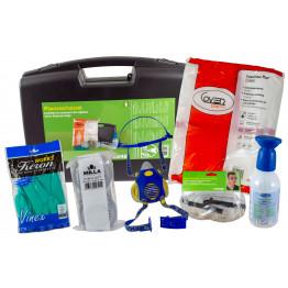 Pflanzenschutzset 5-teilig gemäß BVL Richtlinie im Koffer