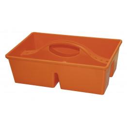 Putzkasten offen,orange