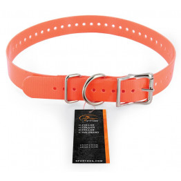 Sportdog Halsband 2,5 cm orange SAC30-13315