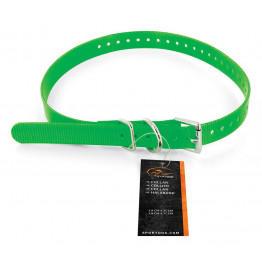 Halsband 1,9cm grün - SAC30-13321