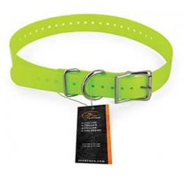 Halsband 2,5cm gelb - SAC30-13323