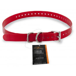 Halsband 1,9cm rot - SAC30-13370