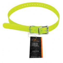 Halsband 1,9cm gelb - SAC30-13371