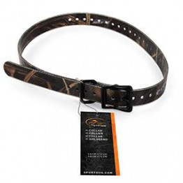 Halsband 1,9cm tarnfarben - SAC30-13373