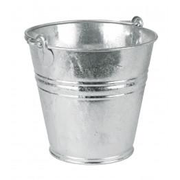 Wassereimer 11 Liter verzinkt