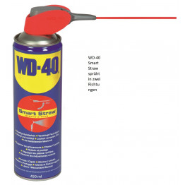 WD 40 Multifunktionsspray 450 ml Smart-Straw