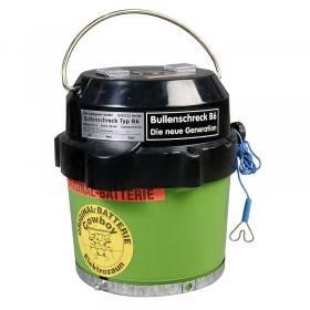 Cowboy B6 - Weidezaun-Batteriegerät inklusive Batterie