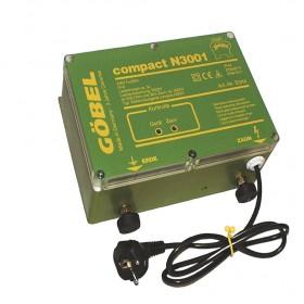 Compact N 3001, Netzgerät