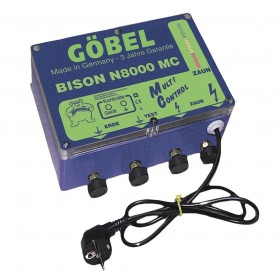Bison N 8000 MC, Starkes - perfektes Netzgerät für schwierige Hütebedingungen