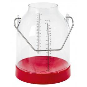 Kerbl Melkeimer 30 Liter mit Skala und Tragbügel verschiedene Farben