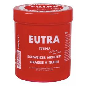 EUTRA Melkfett - 1000 ml - Original Schweizer Melkfett für gesunde Euter