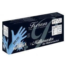 Nitrile Handschuhe Milkmaster - 50 Stück, Größe S