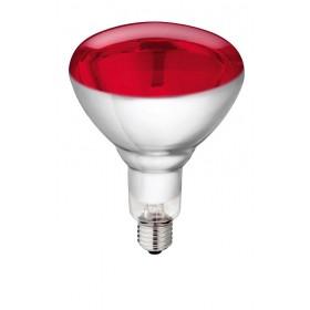 Infrarotbirne Philips 150 Watt - Rotstrahler Infrarotbirne 150 W Leistung E27