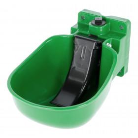 Tränkebecken Kunststoff, blau oder grün